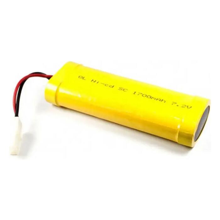 Аккумулятор Heng Long Ni-Cd 1700 mAh 7.2v - 78-105
