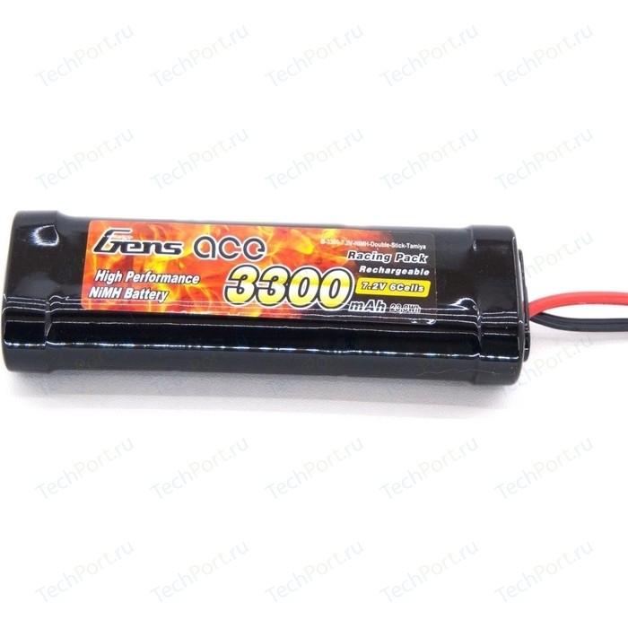 Аккумулятор Gens NiMh 7.2 V 3300 mAh (Tamiya)