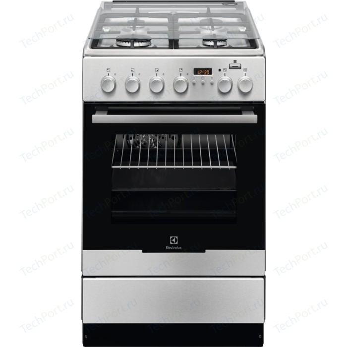 Комбинированная плита Electrolux EKK954904X