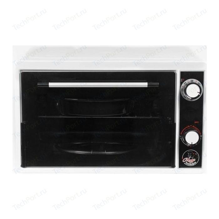 Мини-печь Чудо Пекарь ЭДБ 0122 (бел) мини печь чудо пекарь эдб 0122 сереб мет