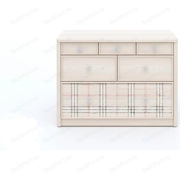 Комод СКАНД-МЕБЕЛЬ Кембридж-2 зеркало настенное в раме сканд мебель кембридж