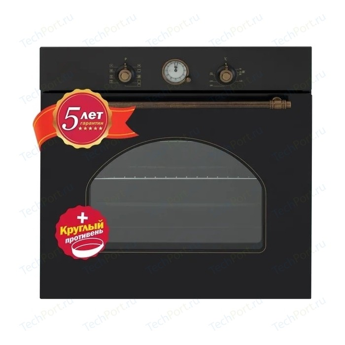 Электрический духовой шкаф Simfer B6EL77017