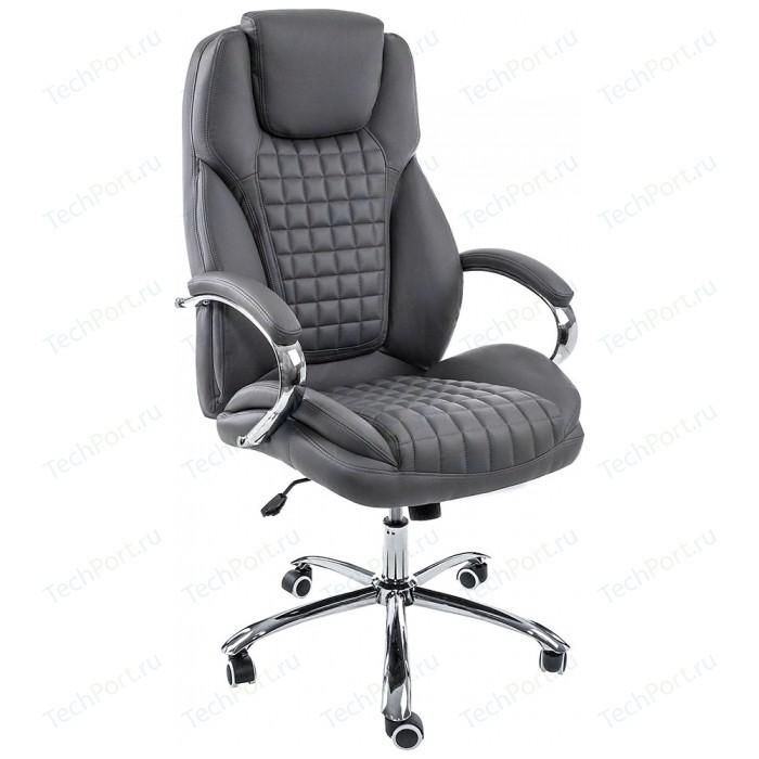 Компьютерное кресло Woodville Herd темно-серое кресло woodville kolum серое