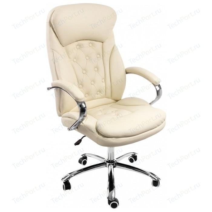 Компьютерное кресло Woodville Rich бежевое /КРЕМ
