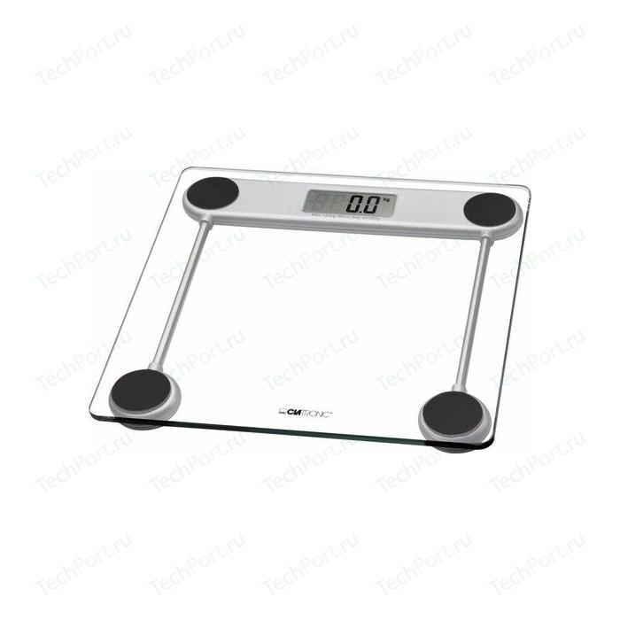 Весы напольные Clatronic PW 3368 Glas
