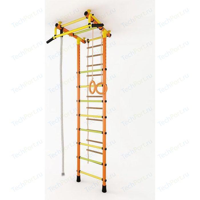 Детский спортивный комплекс Маугли 01-03 оранжевый