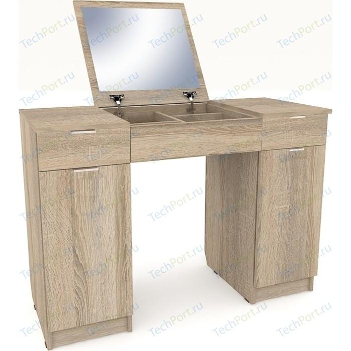 Столик туалетный Вентал Арт Римини-5 дуб сонома