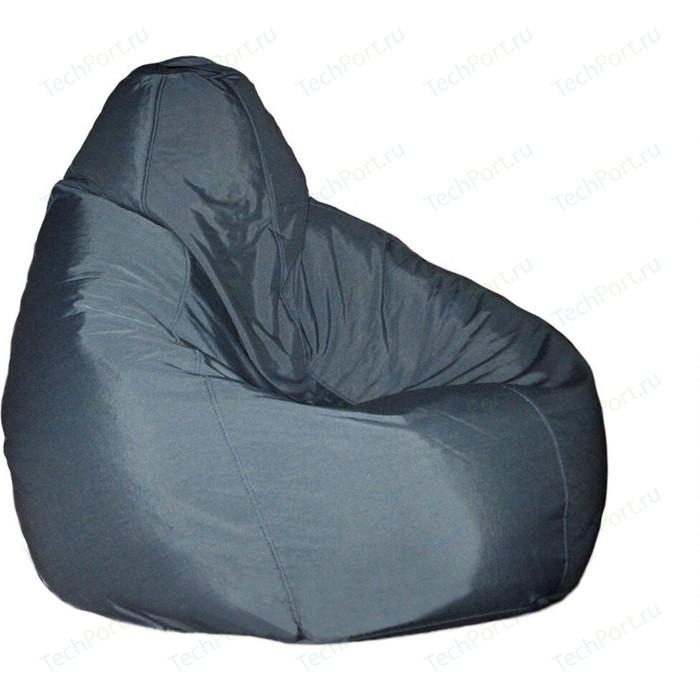 Кресло-мешок Вентал Арт Стандарт L темно-серый