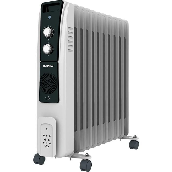 Масляный радиатор Hyundai H-HO-10-11-UI655
