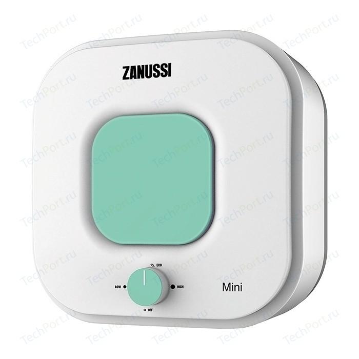 Электрический накопительный водонагреватель Zanussi ZWH/S 10 Mini O (Green)