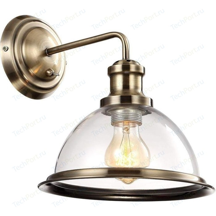 Бра Arte Lamp A9273AP-1AB