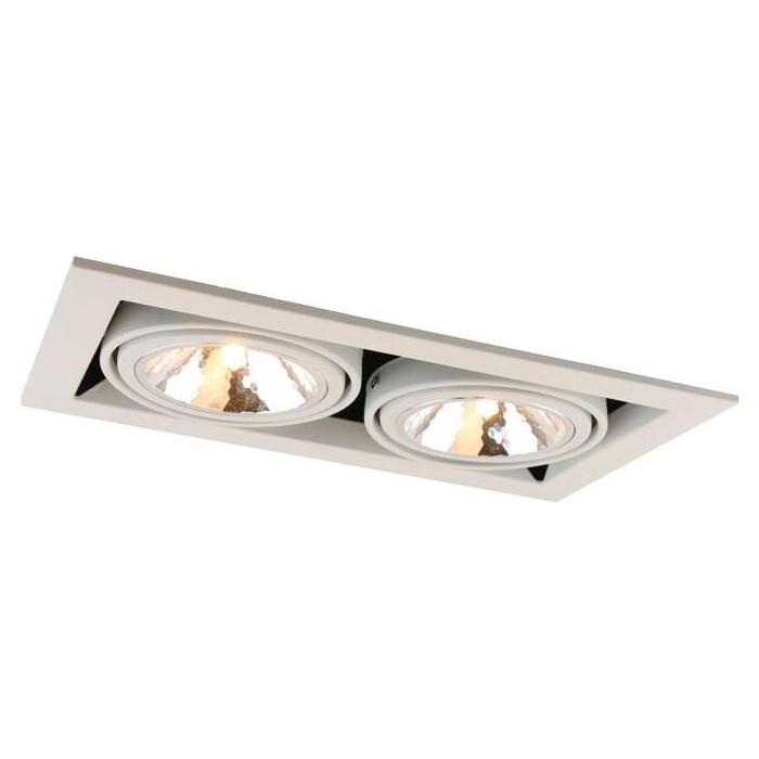 Встраиваемый светильник Artelamp A5949PL-2WH