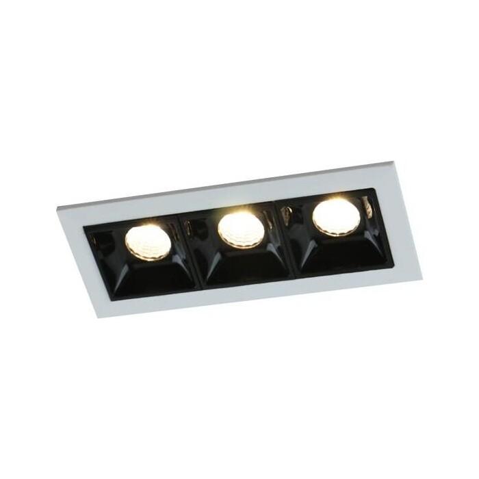 Встраиваемый светодиодный светильник Arte Lamp A3153PL-3BK