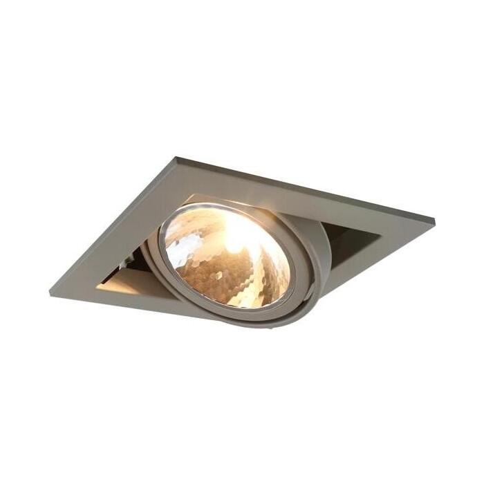 Встраиваемый светильник Artelamp A5949PL-1GY