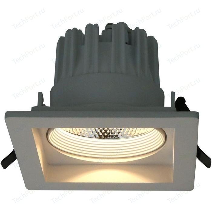 Встраиваемый светодиодный светильник Arte Lamp A7007PL-1WH