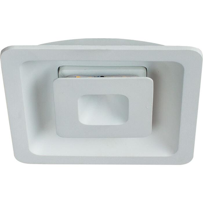 Встраиваемый светодиодный светильник Arte Lamp A7243PL-2WH