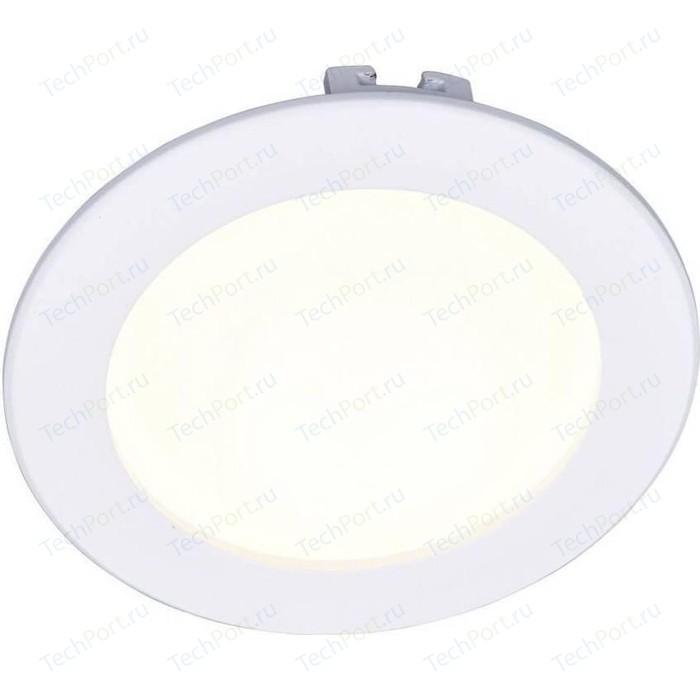 Встраиваемый светодиодный светильник Arte Lamp A7012PL-1WH