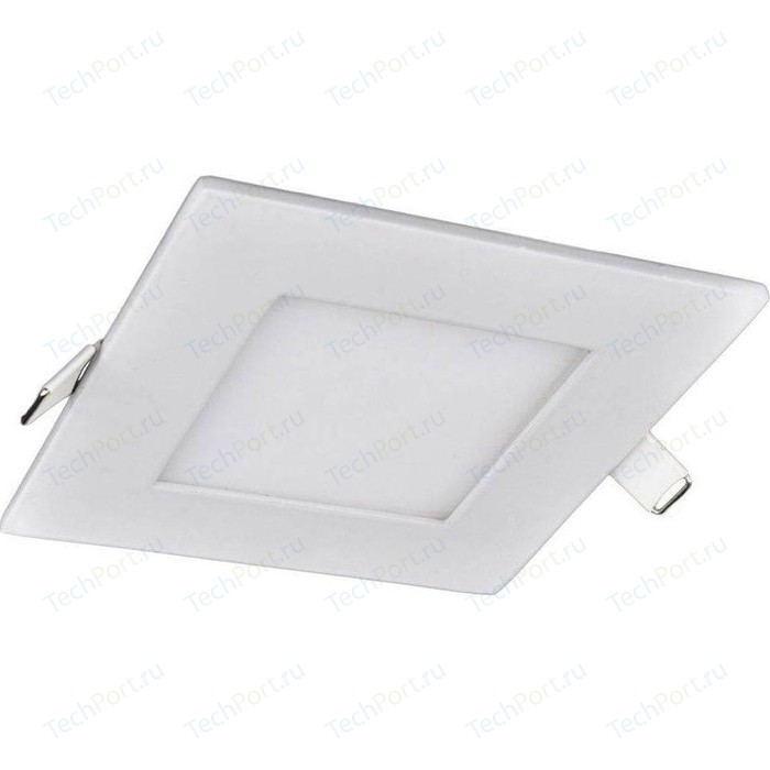 Встраиваемый светодиодный светильник Arte Lamp A2409PL-1WH