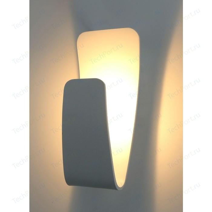 Настенный светодиодный светильник Arte Lamp A1418AP-1WH