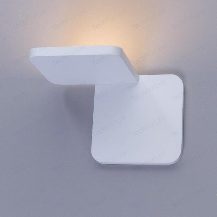 Настенный светодиодный светильник Arte Lamp A1807AP-1WH