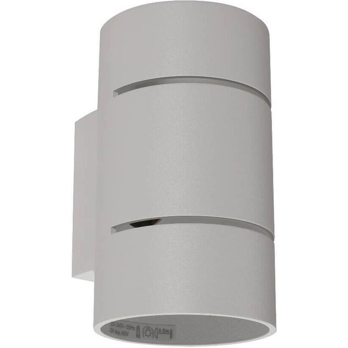 Настенный светильник Crystal Lux CLT 013 WH потолочный светодиодный светильник crystal lux clt 521c150 wh