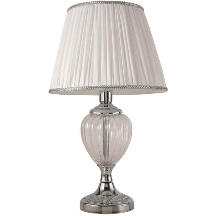 Настольная лампа Crystal Lux Alma White LG1