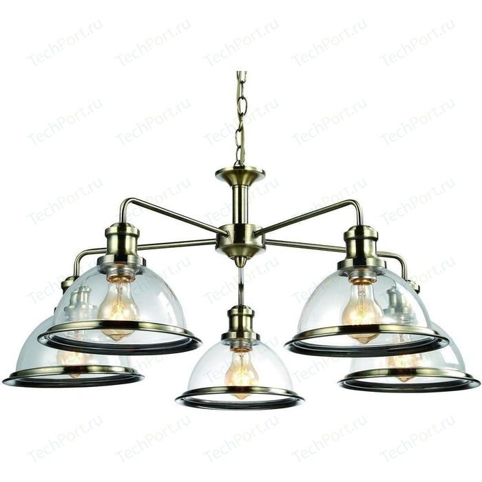 Подвесная люстра Arte Lamp A9273LM-5AB