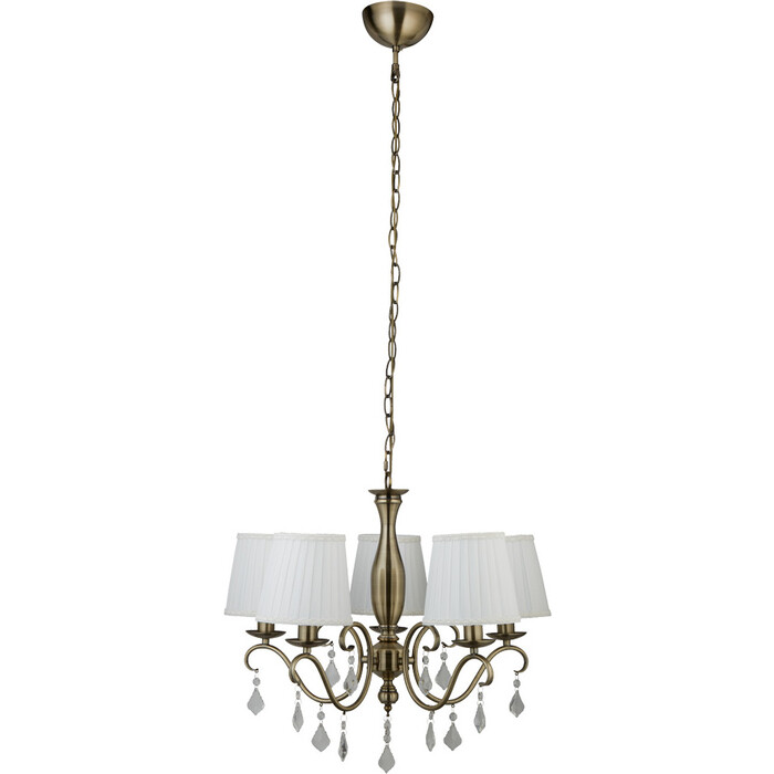 Подвесная люстра Arte Lamp A2313LM-5AB подвесная люстра arte lamp a2273lm 5ab