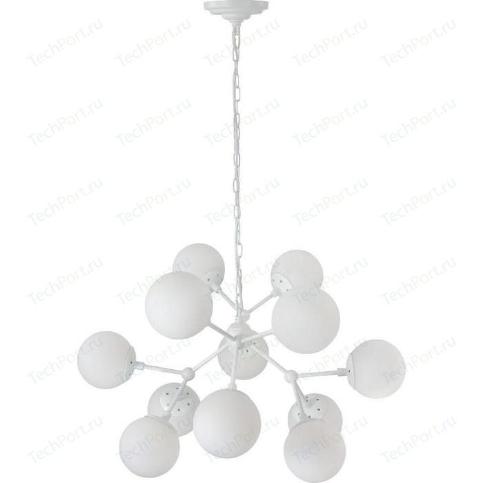Подвесная люстра Crystal Lux Medea White SP12