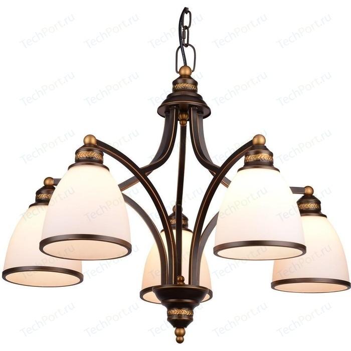 Подвесная люстра Arte Lamp A9518LM-5BA
