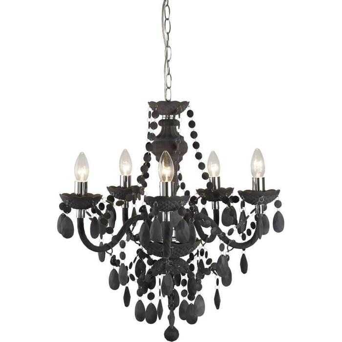 Подвесная люстра Arte Lamp A8888LM-5GY