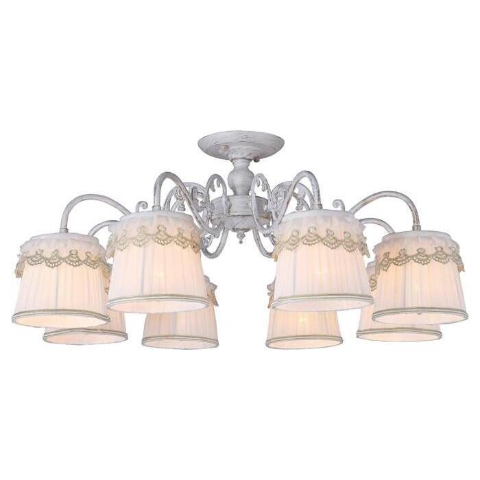 Потолочная люстра Arte Lamp A5709PL-8WG