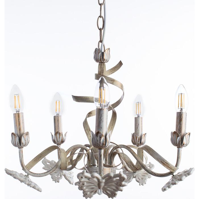 Подвесная люстра Arte Lamp A8626LM-5WG