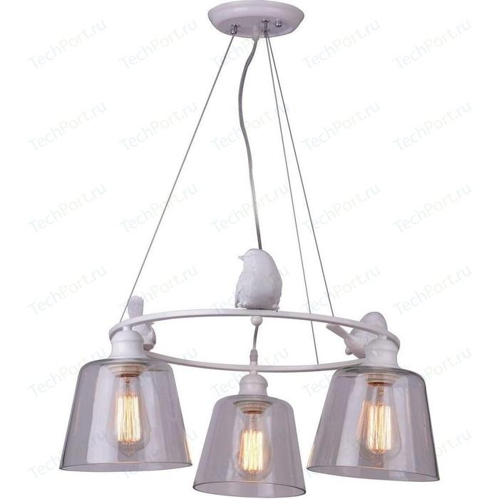 Подвесная люстра Arte Lamp A4289LM-3WH
