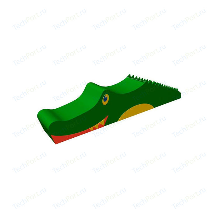 Мягкий игровой модуль Romana Крокодил ДМФ МК-01.41.00