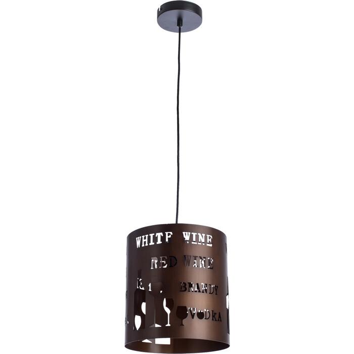 Подвесной светильник Arte Lamp A1223SP-1BR
