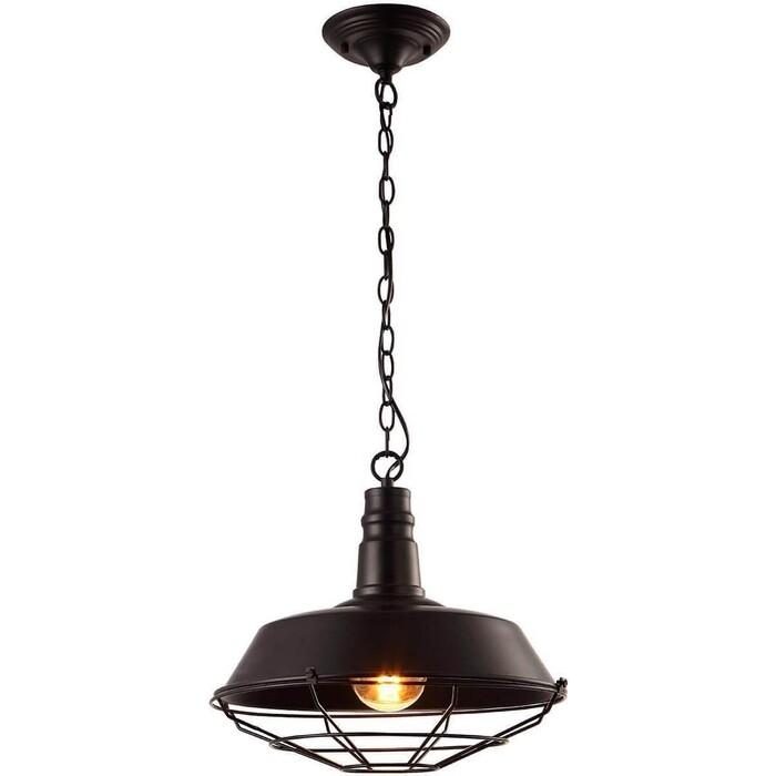 Подвесной светильник Arte Lamp A9183SP-1BK