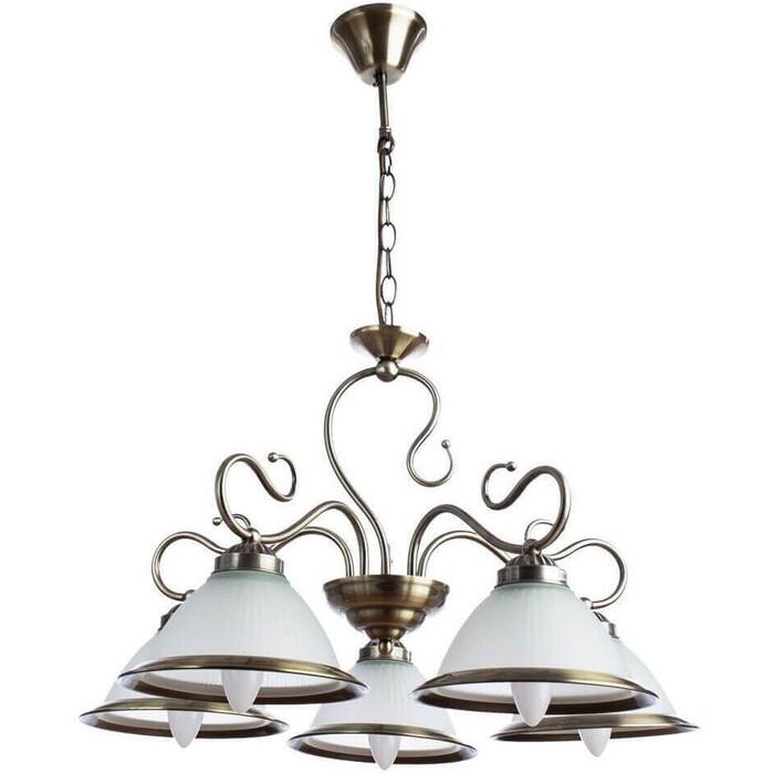 Подвесная люстра Arte Lamp A6276LM-5AB