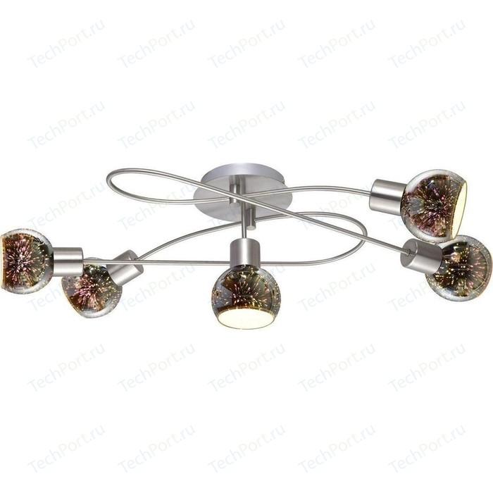 Фото - Потолочная люстра Arte Lamp A6125PL-5SS