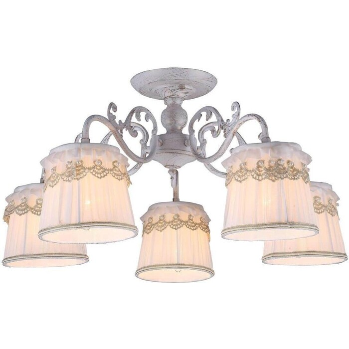 Потолочная люстра Arte Lamp A5709PL-5WG