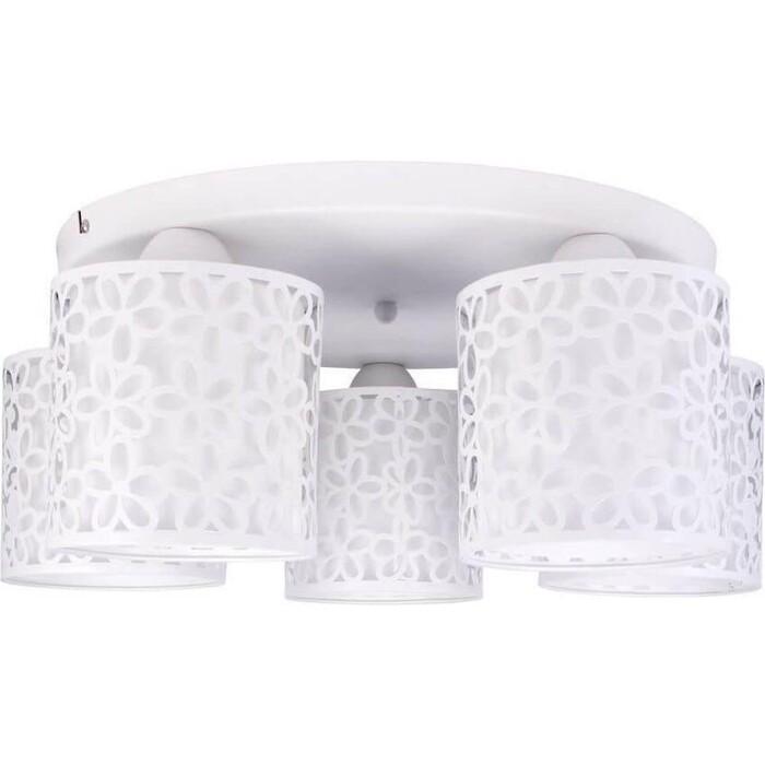 Потолочная люстра Arte Lamp A8349PL-5WH
