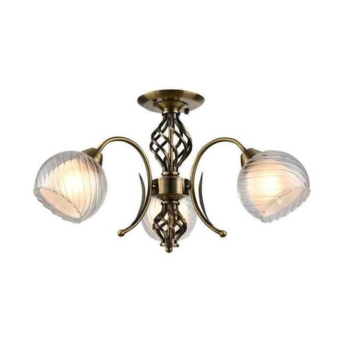 Потолочная люстра Arte Lamp A1607PL-3AB