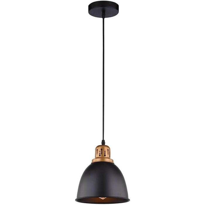 Подвесной светильник Arte Lamp A4245SP-1BK подвесной светильник arte lamp a3408sp 1bk