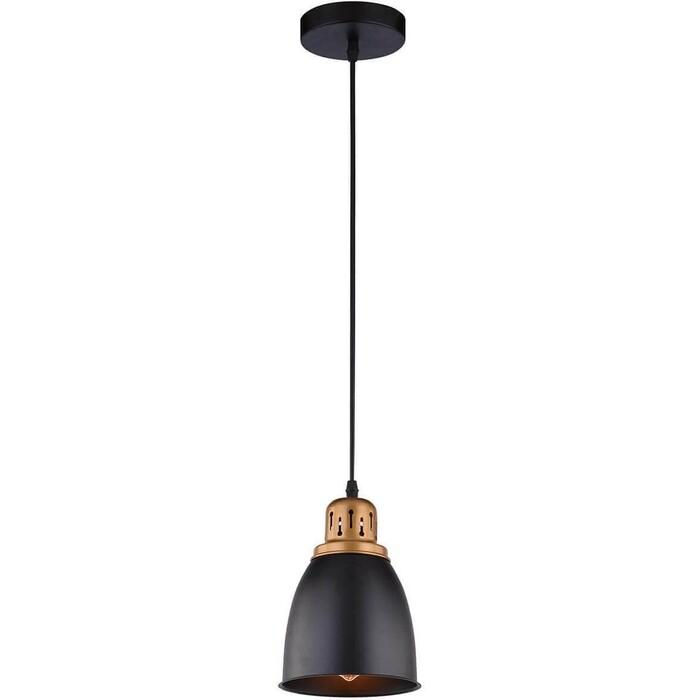 Подвесной светильник Arte Lamp A4248SP-1BK светильник arte lamp a4248sp 1bk eurica