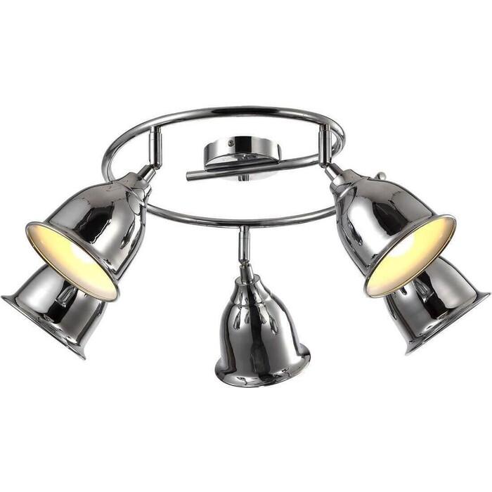 Спот Arte Lamp A9557PL-5CC