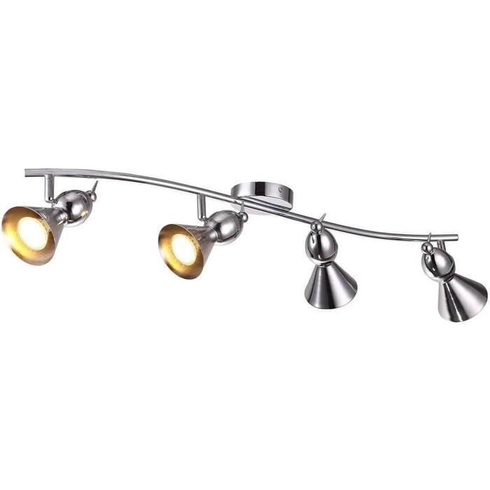 Спот Arte Lamp A9229PL-4CC