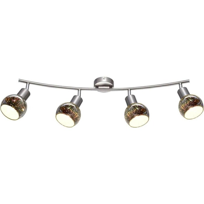 Спот Arte Lamp A6125PL-4SS