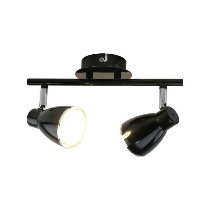 Светодиодный спот Arte Lamp A6008PL-2BK