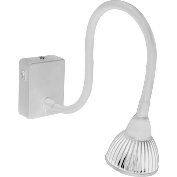 Светодиодный спот Arte Lamp A4107AP-1WH спот arte lamp a9154ap 1wh