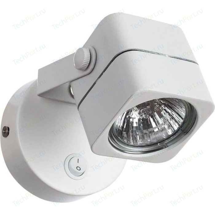Спот Arte Lamp A1314AP-1WH